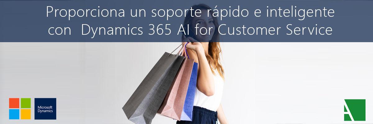 ARBENTIA | Dynamics 365 AI for Customer Service