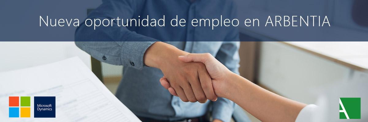 Empleo Arbentia | Inside Sales Microsoft Dynamics