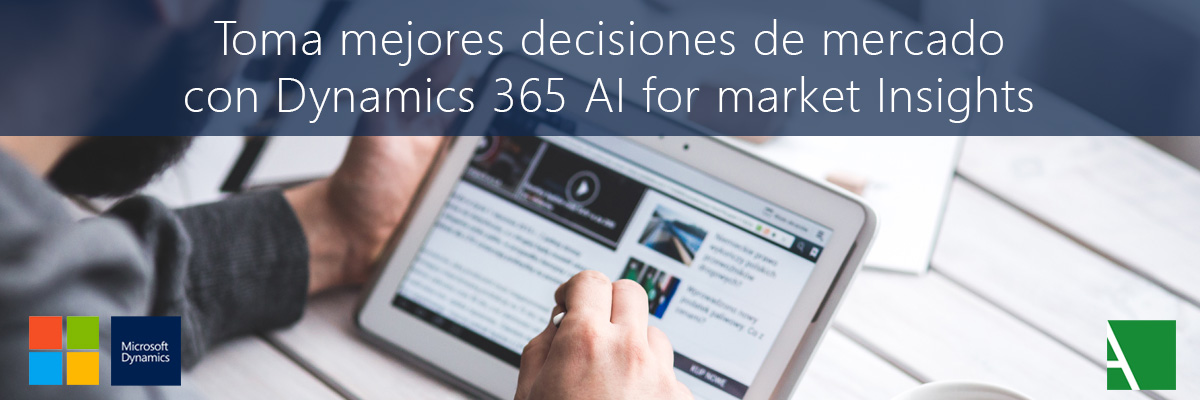 ARBENTIA | Microsoft Dynamics 365 AI for Market Insights