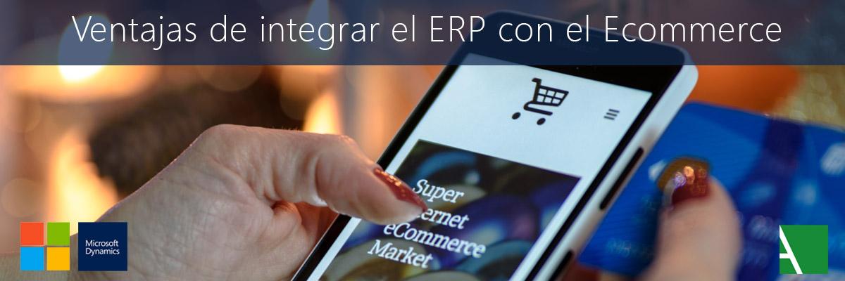 ARBENTIA | Ventajas de integrar un software ERP con el eCommerce