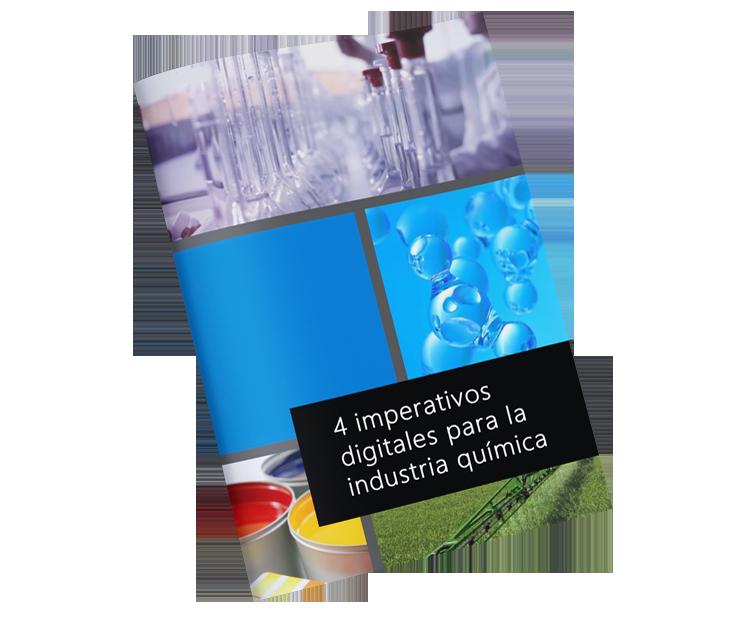 Whitepaper | 4 imperativos digitales para la industria química