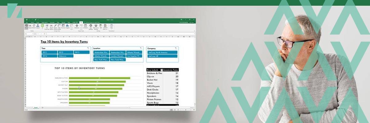 Arbentia | Problemas de crear cuadros de mando en Excel
