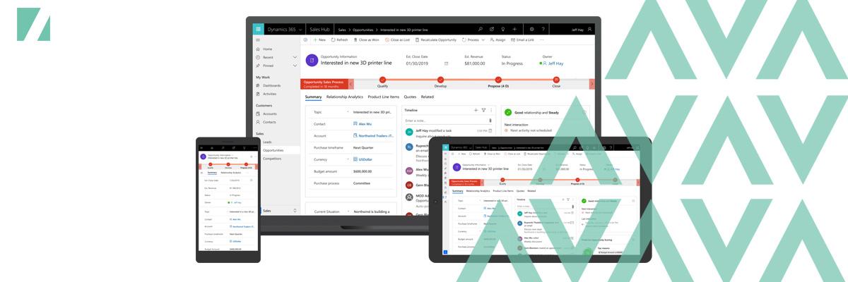 Arbentia | Modernizar tu productividad de ventas con Dynamics 365 for Sales