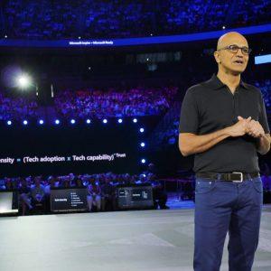 Satya Nadella | Novedades en Microsoft Inspire 2019