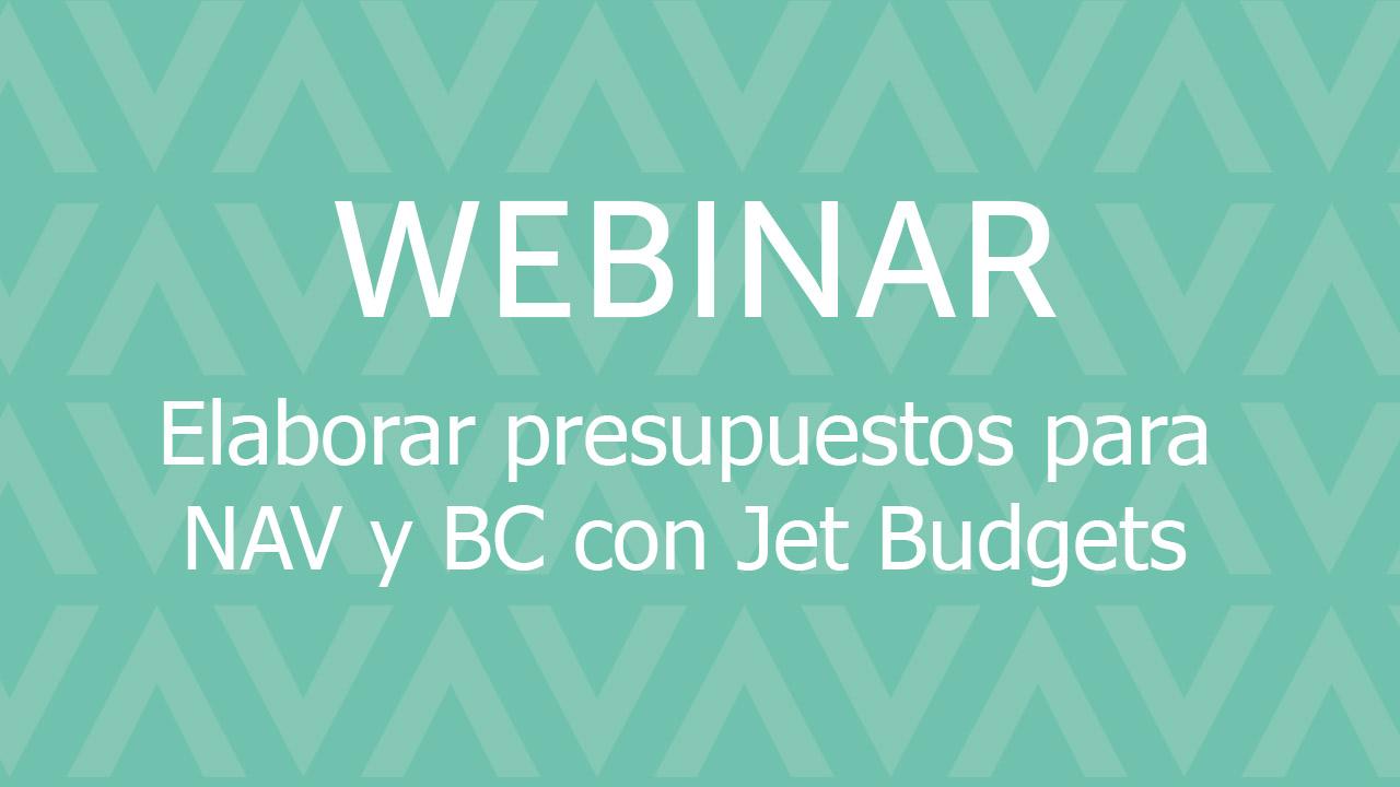 Webinar Jet Budgets   Arbentia